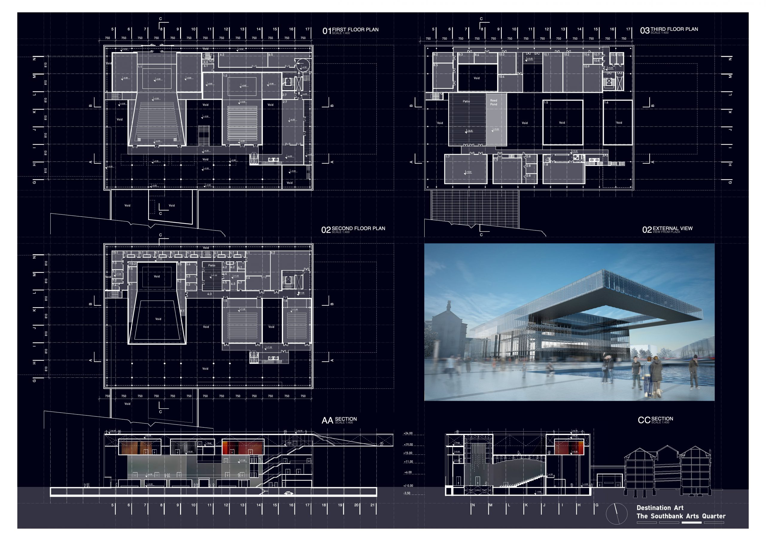 Destination Art-The Southbank-Arts Quarter 3